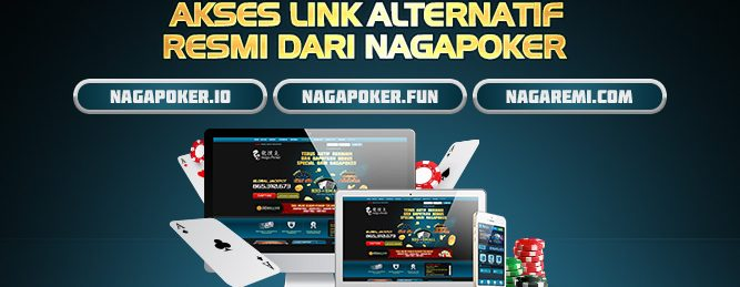Nagapoker - Game Poker, Poker Online Indonesia, Poker